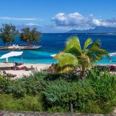 Отель Manava Suite Resort Пунаауиа пляж фото 2