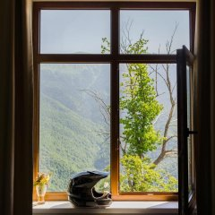 Гостиница Riders Lodge 2* Стандартный номер с двуспальной кроватью фото 2
