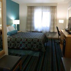 Отель Good Nite Inn West Los Angeles-Century City 2* Стандартный номер с различными типами кроватей фото 4