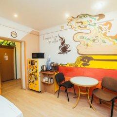 Art Hostel Кровать в общем номере с двухъярусной кроватью фото 27