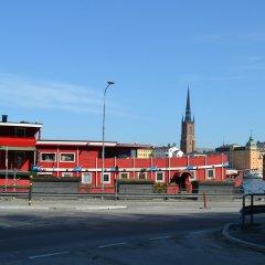 Отель Den Röda Båten Швеция, Стокгольм - отзывы, цены и фото номеров - забронировать отель Den Röda Båten онлайн городской автобус