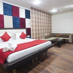 Hotel Apra International 3* Стандартный номер с различными типами кроватей фото 13