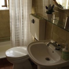 Отель Casa do Rio ванная фото 2