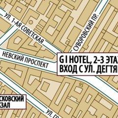 Гостиница Невский 140 3* Номер категории Эконом с различными типами кроватей фото 8