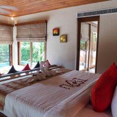 Отель Korsiri Villas 4* Вилла Премиум с различными типами кроватей фото 26