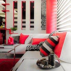 Апартаменты Luxury Apartments Burgas Студия с различными типами кроватей фото 12