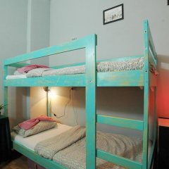 Come&Sleep Хостел Кровать в женском общем номере с двухъярусными кроватями фото 5