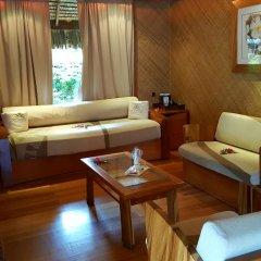 Отель Le Taha'a Island Resort & Spa спа