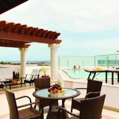 Отель Hilton Playa Del Carmen 5* Полулюкс с различными типами кроватей фото 5