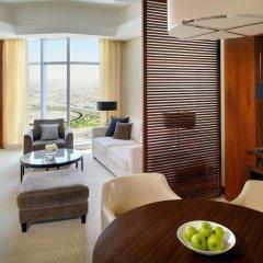 Отель JW Marriott Marquis Dubai 5* Номер Делюкс с различными типами кроватей фото 2