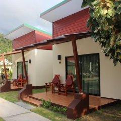 Отель Golden Bay Cottage 3* Бунгало Делюкс с различными типами кроватей фото 20