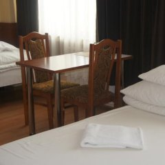 Nu Hotel в номере