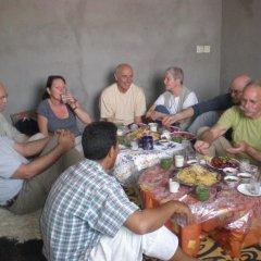 Отель Azultreck House Марокко, Загора - отзывы, цены и фото номеров - забронировать отель Azultreck House онлайн питание фото 2