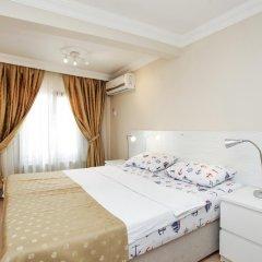 Отель Maya Aparts Номер категории Эконом с двуспальной кроватью фото 11