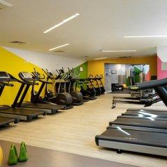 Отель Student Castle York фитнесс-зал