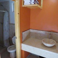 Hotel Ecológico Temazcal Улучшенный номер с различными типами кроватей фото 2