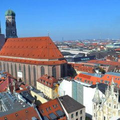 Ruby Lilly Hotel Munich Мюнхен спортивное сооружение