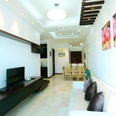 Отель Condotel Ha Long Апартаменты с различными типами кроватей фото 39