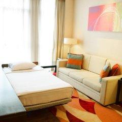 Отель Sathorn Vista, Bangkok - Marriott Executive Apartments Таиланд, Бангкок - отзывы, цены и фото номеров - забронировать отель Sathorn Vista, Bangkok - Marriott Executive Apartments онлайн комната для гостей фото 2