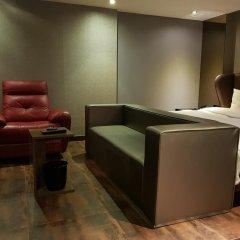 The California Hotel Seoul Seocho 2* Номер Делюкс с различными типами кроватей
