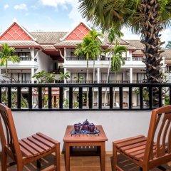 Отель Novotel Samui Resort Chaweng Beach Kandaburi 4* Улучшенный номер с различными типами кроватей