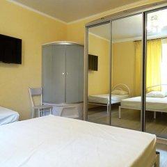 Хостел Анапа 299 Улучшенный номер с различными типами кроватей фото 26