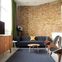 Отель Hop Art House Serviced Apartments Великобритания, Лондон - отзывы, цены и фото номеров - забронировать отель Hop Art House Serviced Apartments онлайн комната для гостей фото 3