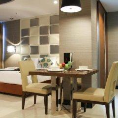 Отель FuramaXclusive Asoke, Bangkok 4* Номер категории Премиум с различными типами кроватей фото 22
