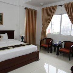 N.Y Kim Phuong Hotel 2* Номер Делюкс с различными типами кроватей фото 17