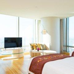Отель Lotte Hanoi 5* Номер Делюкс фото 7