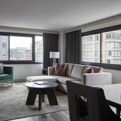 Отель Washington Marriott Georgetown 3* Люкс с различными типами кроватей