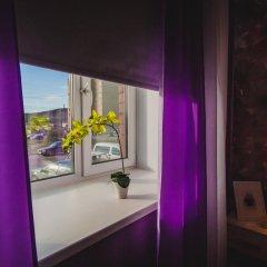 Мини-Отель Три Зайца Стандартный номер с двуспальной кроватью (общая ванная комната) фото 10