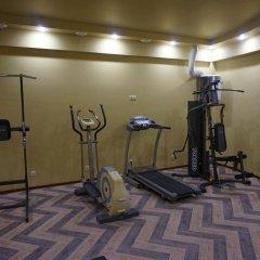 Лазурь Бич Отель фитнесс-зал