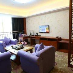 Отель Xiamen Harbor Mingzhu Сямынь интерьер отеля