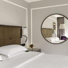 Отель Hyatt Regency London - The Churchill 5* Стандартный номер с различными типами кроватей фото 2