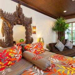 Отель Tropica Bungalow Resort 3* Номер Делюкс с различными типами кроватей фото 4