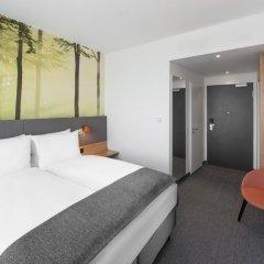 Отель Holiday Inn Munich - Leuchtenbergring 4* Стандартный номер с различными типами кроватей фото 5