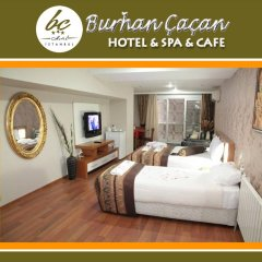 BC Burhan Cacan Hotel & Spa & Cafe удобства в номере