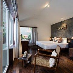 Отель The Myst Dong Khoi 5* Люкс с различными типами кроватей фото 7