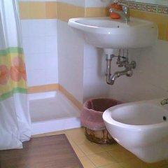 Отель Il Girasole B&B Джардини Наксос ванная фото 2