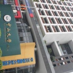 Отель Fangjie Yindu Inn балкон