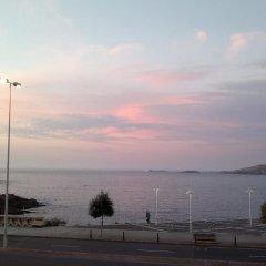 Hotel Coruña Mar пляж фото 2