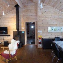 Отель Seim Camping Норвегия, Одда - отзывы, цены и фото номеров - забронировать отель Seim Camping онлайн интерьер отеля фото 2