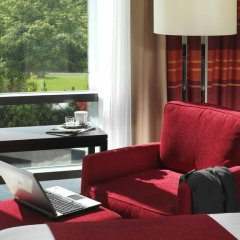 Zurich Marriott Hotel 5* Номер Guest с двуспальной кроватью фото 9