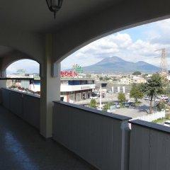 Отель VesuView Италия, Помпеи - отзывы, цены и фото номеров - забронировать отель VesuView онлайн балкон
