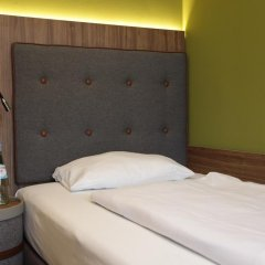 Отель The Ascot Hotel Германия, Кёльн - 1 отзыв об отеле, цены и фото номеров - забронировать отель The Ascot Hotel онлайн комната для гостей фото 3