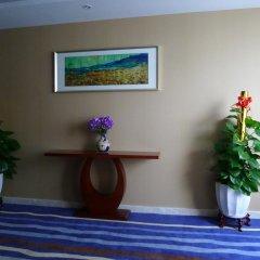 Sentosa Hotel Shenzhen Majialong Branch Шэньчжэнь интерьер отеля