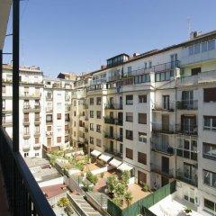 Апартаменты SanSebastianForYou Zabaleta Apartment балкон