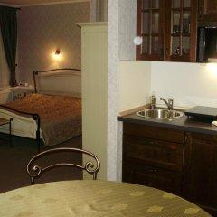 Гостиница Ажурный 3* Студия с разными типами кроватей фото 7