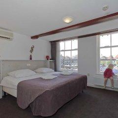 Hotel De Gaaper 3* Номер Комфорт с различными типами кроватей фото 4